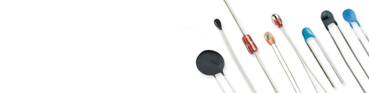 Littelfuse - Temperature Sensor Products - Leaded Thermistors