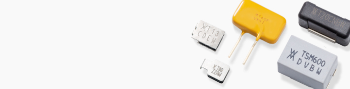 Littelfuse - PolySwitch Resettable PTCs Fuses - Telecom Resettable PTCs