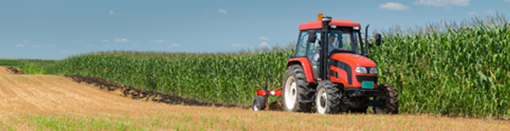 commercial vehicle agriculture banner