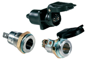 Littelfuse - DC Vehicle Connectors - 2-Pole - 3-Pole Sockets and Plugs