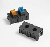 2-Position Push Button Circuit Breaker Module