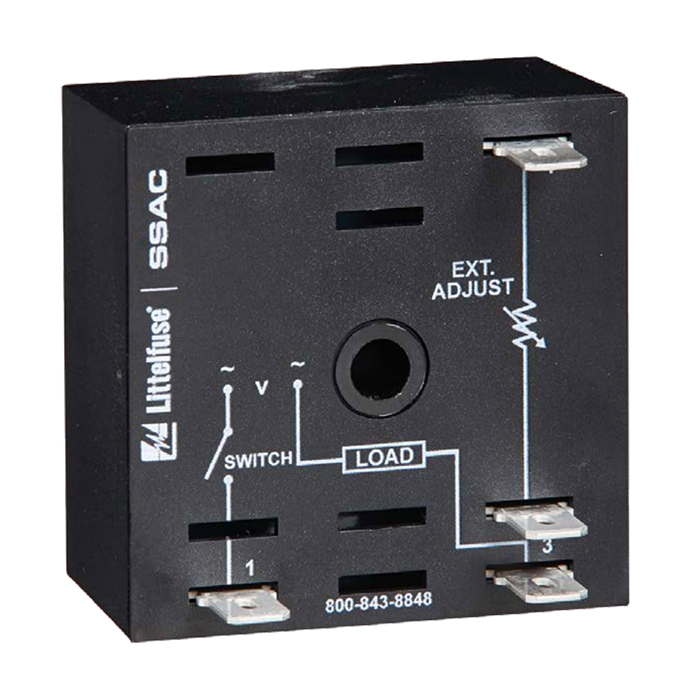 Littelfuse Single Function Relays