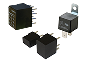 Littelfuse - DC Solenoids and Relays Products - CAN Controllers-Plug In Relays